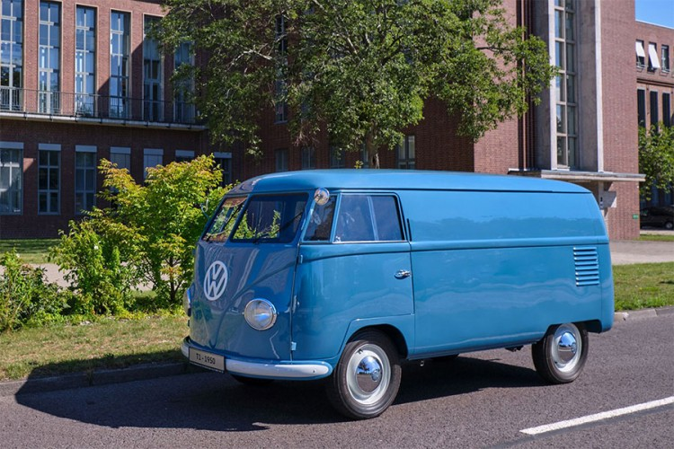 Najstariji Volkswagenov kombi je u odličnoj formi