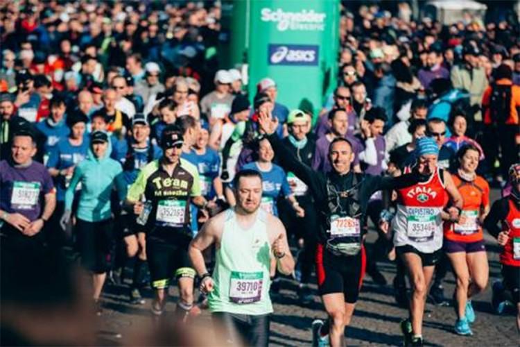 Otkazan maraton u Parizu
