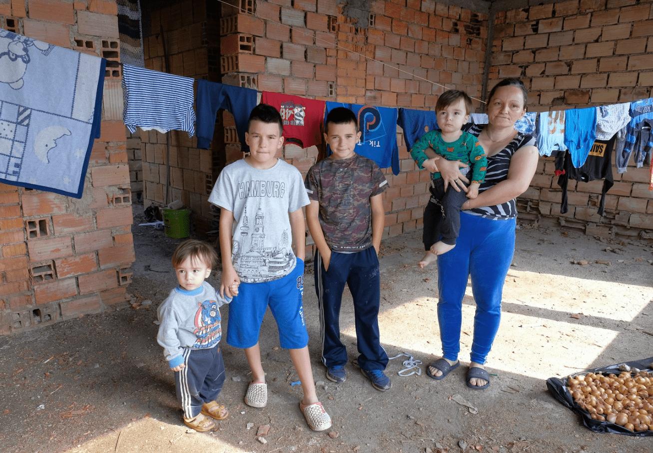 Akcija za izgradnju sigurnog doma četvorici braće iz Olova