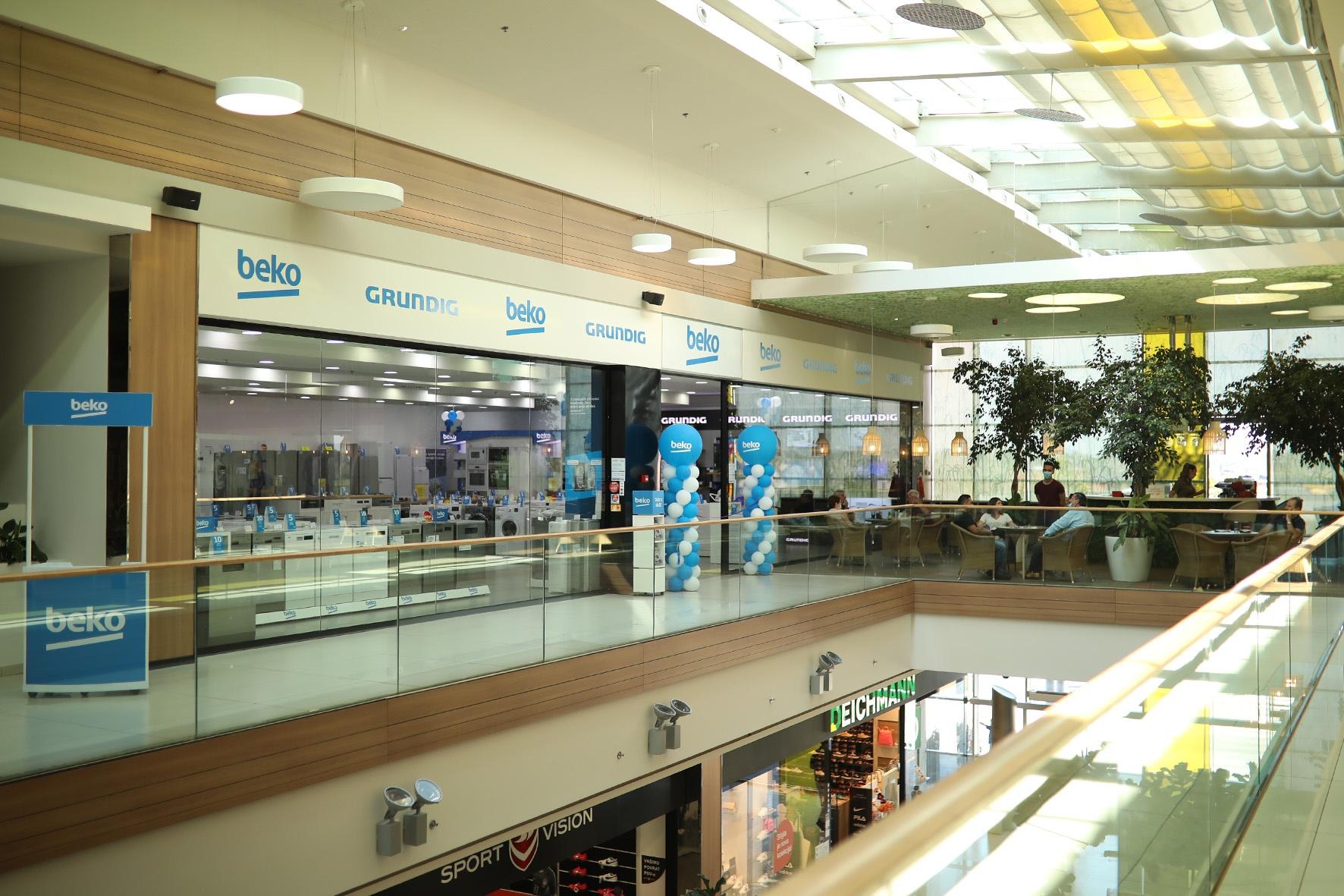 Otvoren novi Omega Beko shop u Orašju