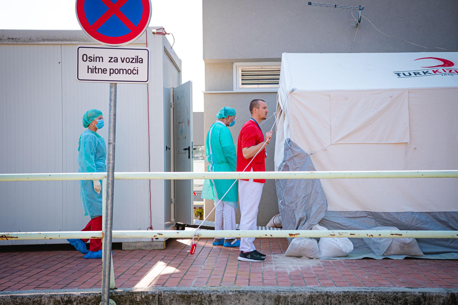 Korona ne posustaje u Hrvatskoj, 334 nova slučaja, jedno preminulo