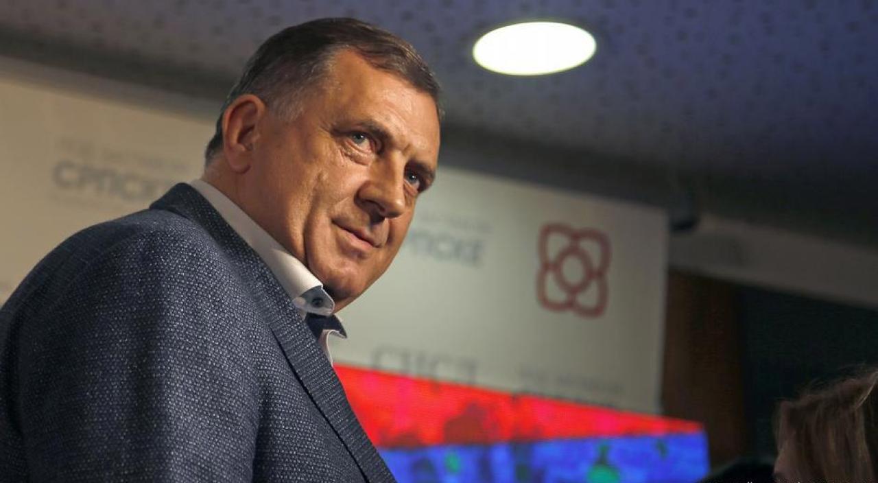 Pismo Dodika Trampu