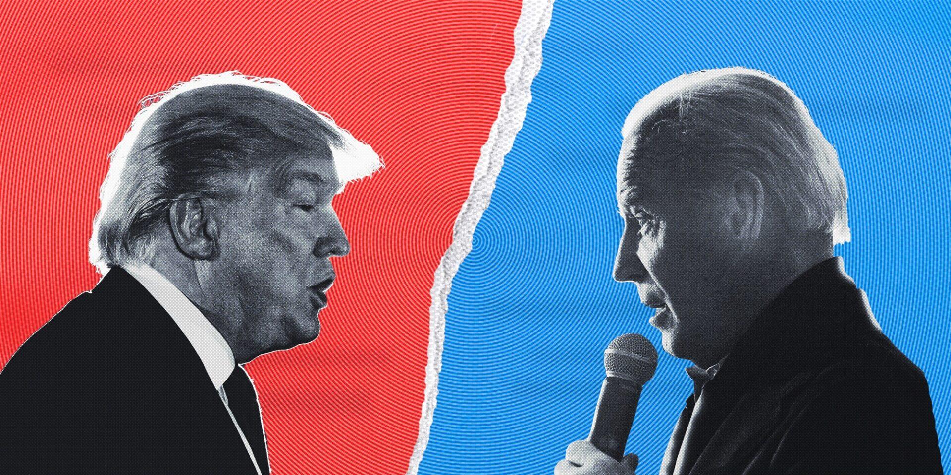 Žestok okršaj Trampa i Bajdena: Hoćeš li ućutati, čovječe