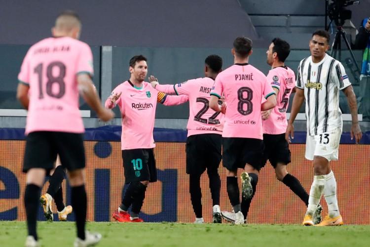 Juventusu poništena tri gola, Barsa slavila u Torinu