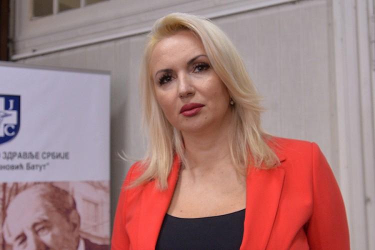 Darija Kisić Tepavčević preuzela dužnost ministra