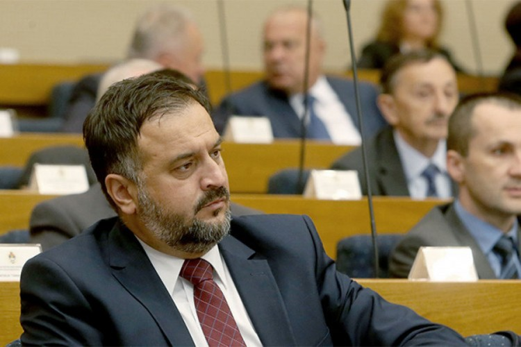 Igor Žunić pozitivan na virus korona