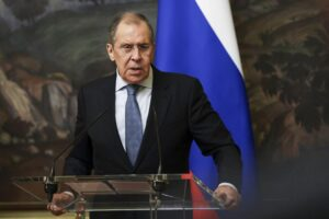 Lavrov stiže u dvodnevnu posjetu Beogradu