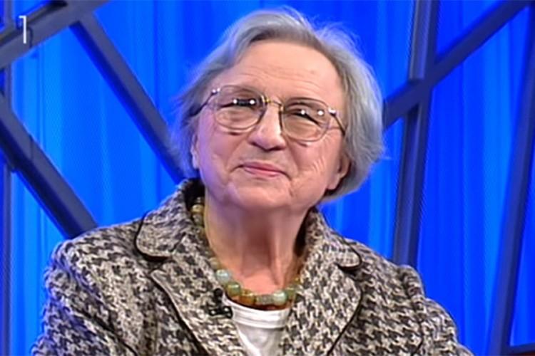 Milka Babović ima koronu