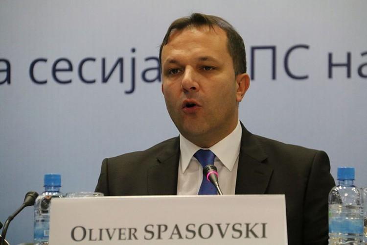 Ministar unutrašnjih poslova Sjeverne Makedonije pozitivan na koronu