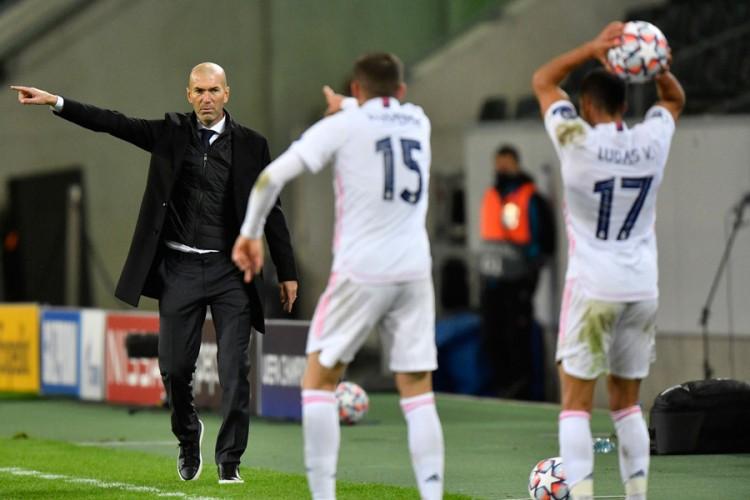 Novi skandal drma Real Madrid