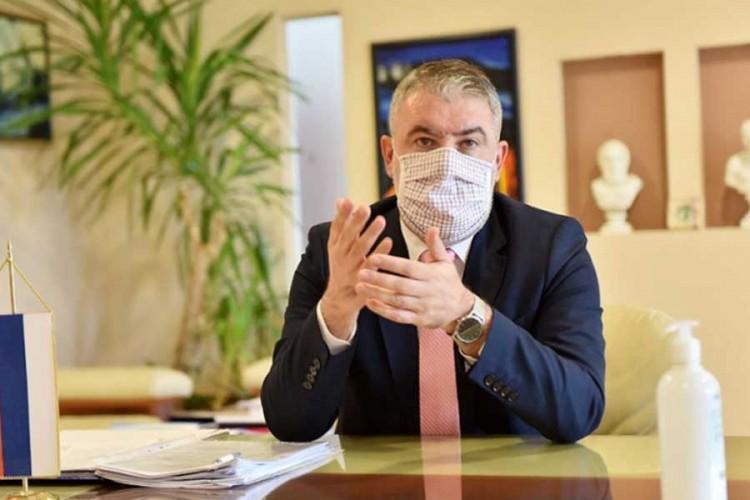 Šeranić: Evidentan skok broja pacijenata u bolnicama