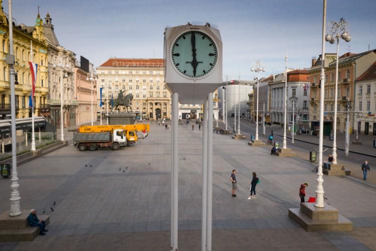 Prepolovljen broj novozaraženih u Zagrebu