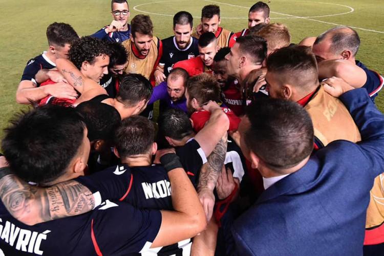 Zvezda saznala potencijalne rivale u Ligi Evrope