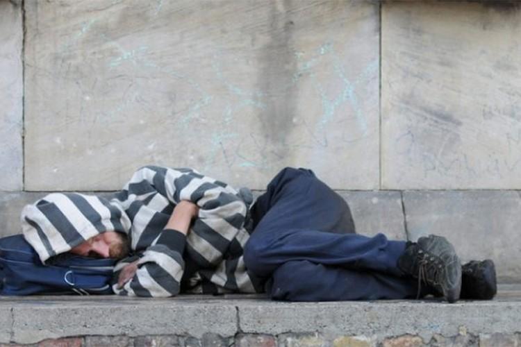 Utočište svakodnevno potraži nekoliko beskućnika