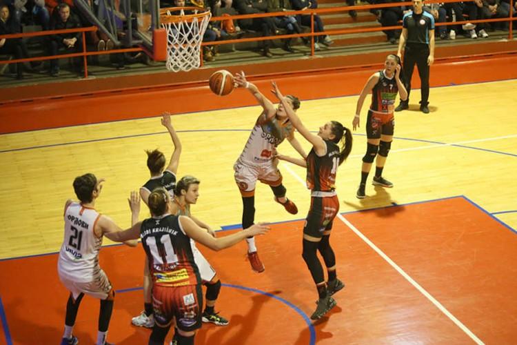 Milena, Gorana i Nataša vodile malene do pobjede
