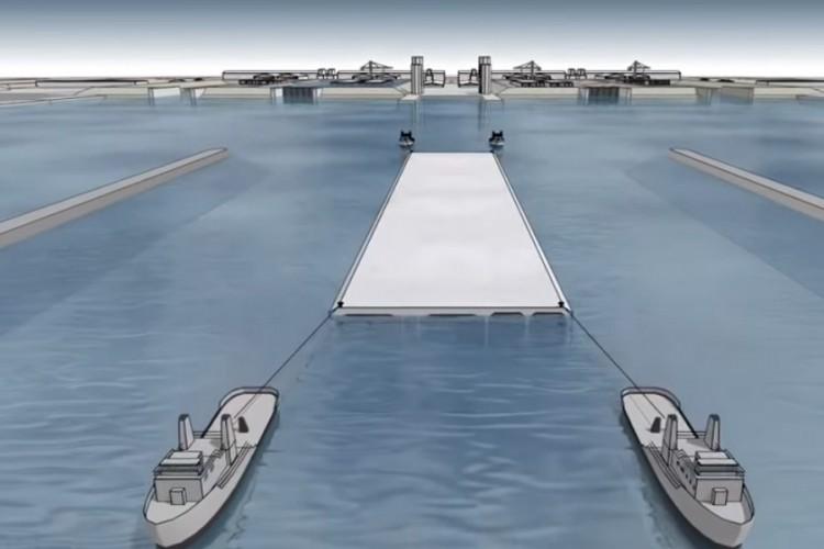 Počela gradnja najdužeg podvodnog tunela na svijetu