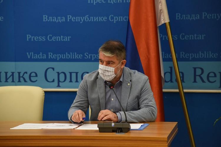 Šeranić: Preporuka političkim partijama da ne održavaju skupove