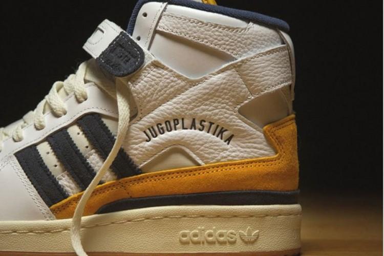 Adidas dizajnirao patike u čast slavne Jugoplastike