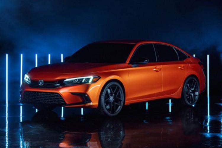 Honda predstavila novi model Civic