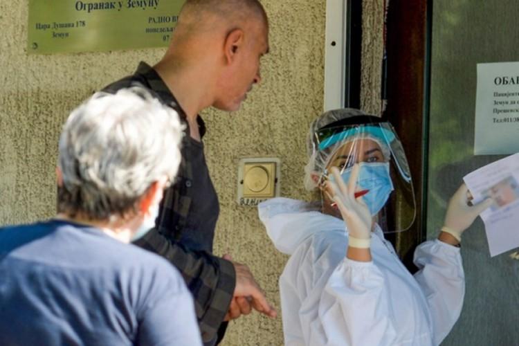 U Srbiji umrlo 30 ljudi, još 6.254 zaraženo