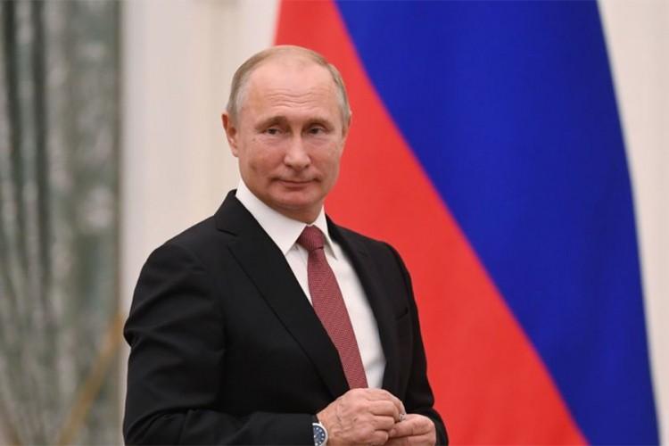Putin izrazio saučešće povodom smrti patrijarha