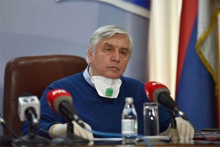 "Tiodorović: Zbog ""crnog petka"" nas čeka teška nedelja"