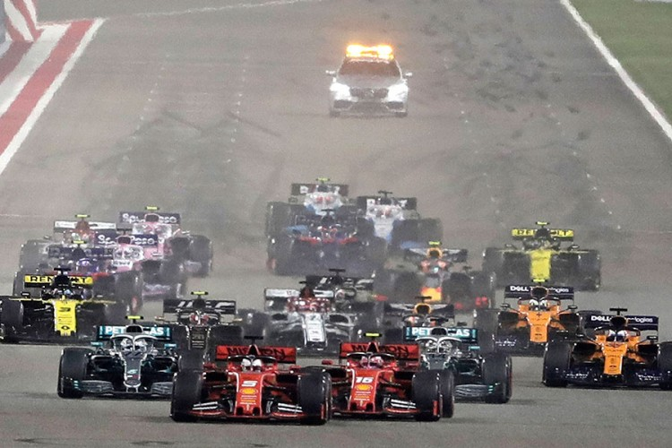 Trka u Vijetnamu izbačena iz kalendara Formule 1