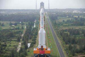Kina poslala raketu na Mjesec
