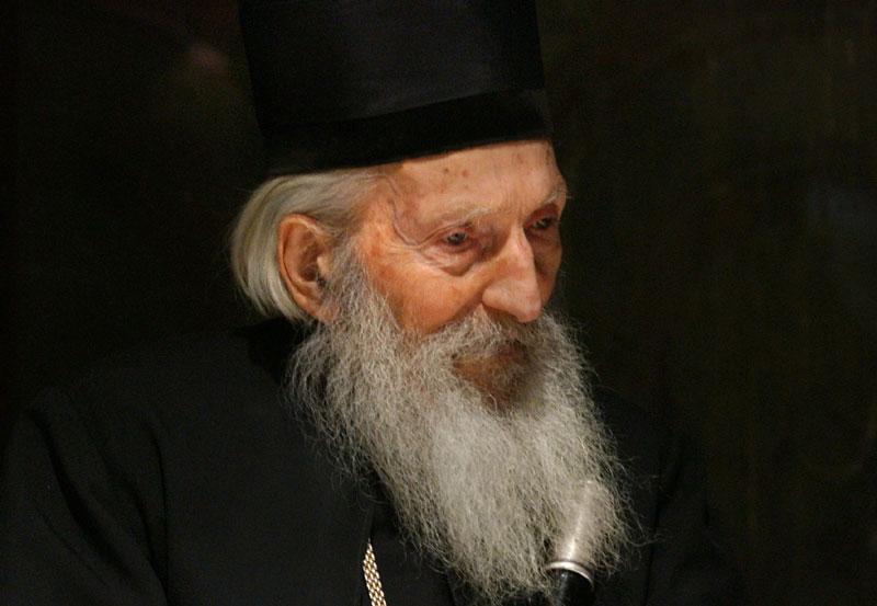 Navršilo se 11 godina od upokojenja njegove svetosti patrijarha Pavla
