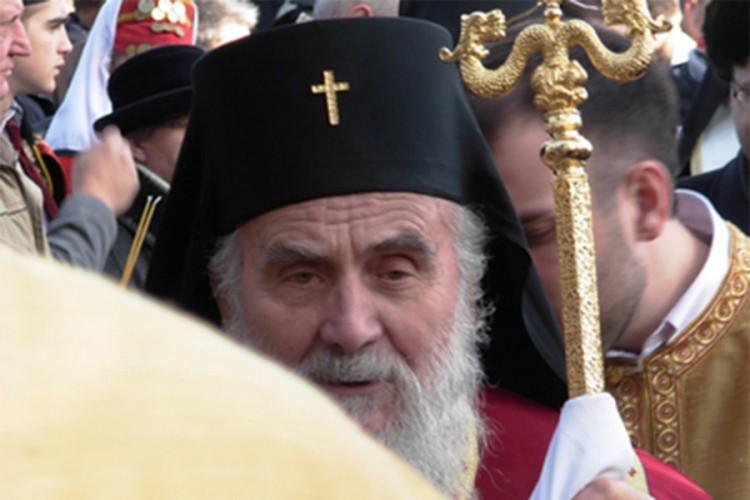 Sinod odlučio ko će mijenjati patrijarha Irineja