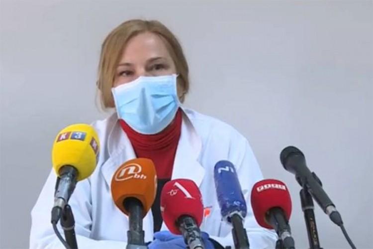 Rajkovača: Možda ćemo morati da pretvorimo cijeli UKC u kovid bolnicu