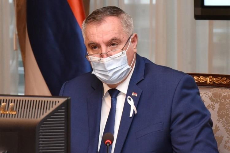 Višković: Budžet za narednu godinu u pripremi
