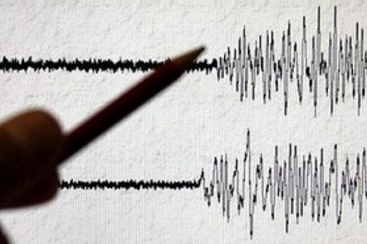 Slabiji potres na području Rijeke i okoline