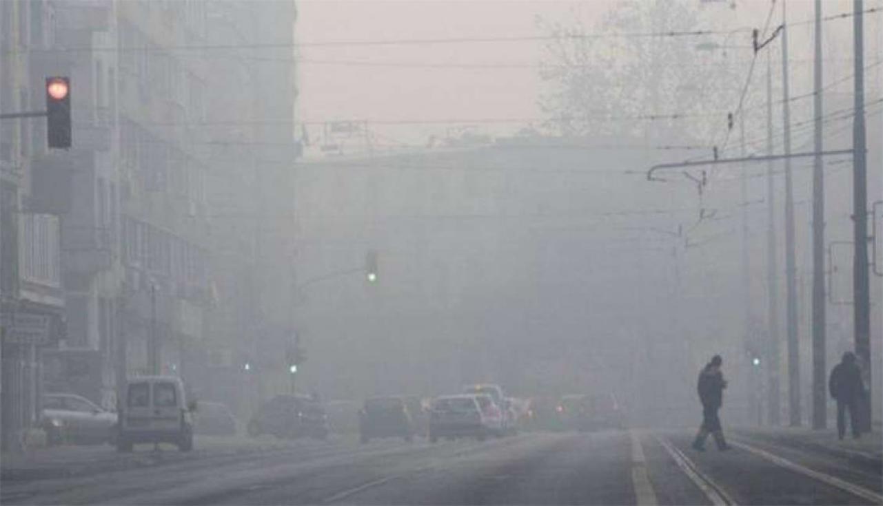 Sarajevo jutros četvrti grad u svijetu po zagađenosti vazduha