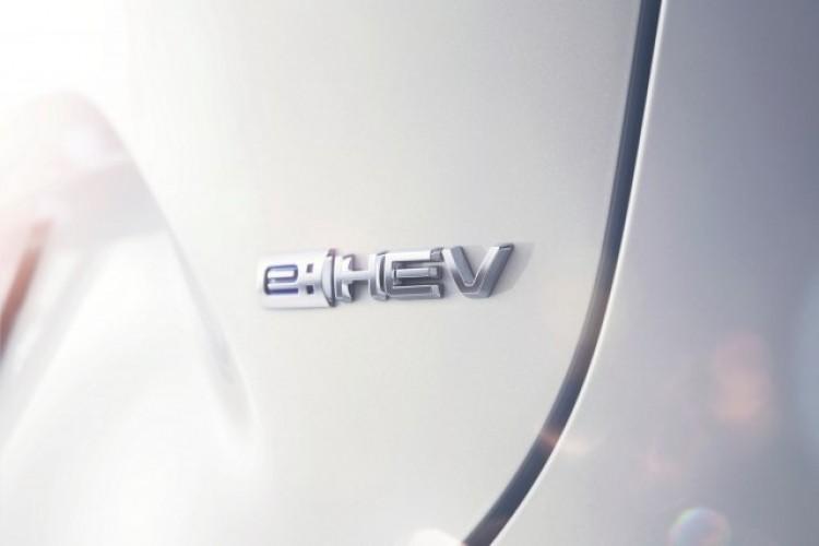 Honda najavljuje hibridni SUV