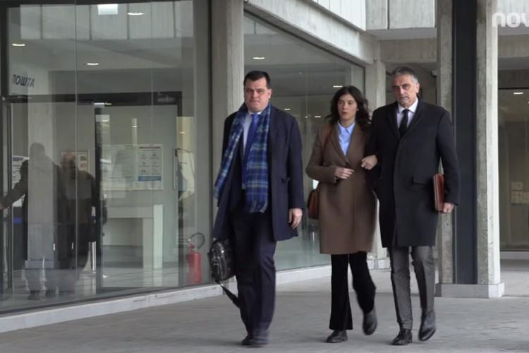 Iva Ilinčić dala detaljan iskaz u istrazi protiv Mike Aleksića