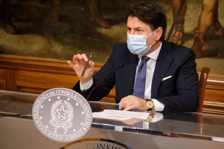 Italijanski mediji: Premijer Konte podnio ostavku