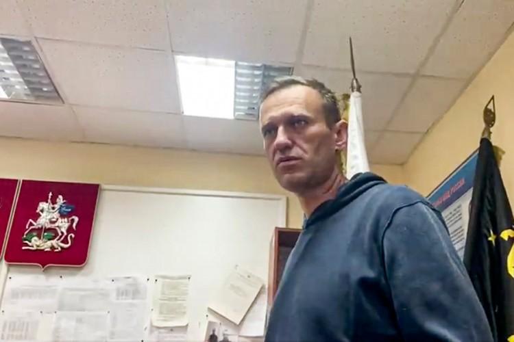 Tužioci traže zatvaranje Navaljnog na 30 dana