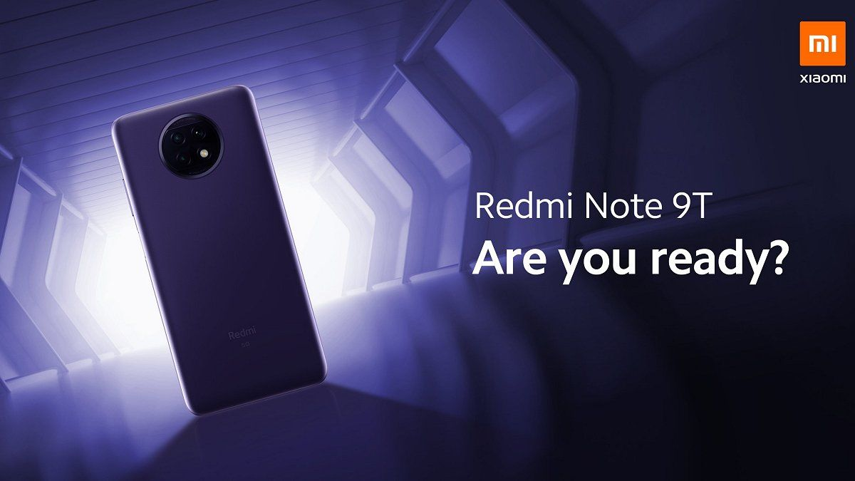 Xiaomi predstavio Redmi Note 9T 5G telefon