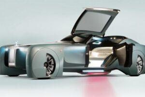 Stiže električni Rolls-Royce