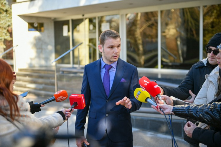 Stanivuković: Neću prisustvovati sjednici Skupštine ako mediji ne mogu