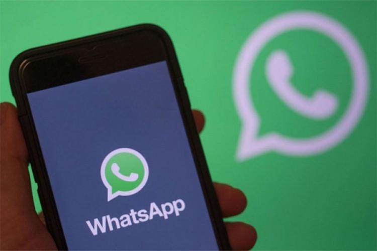 Milijardu i 400 miliona poruka putem Whatsappa u novogodišnjoj noći