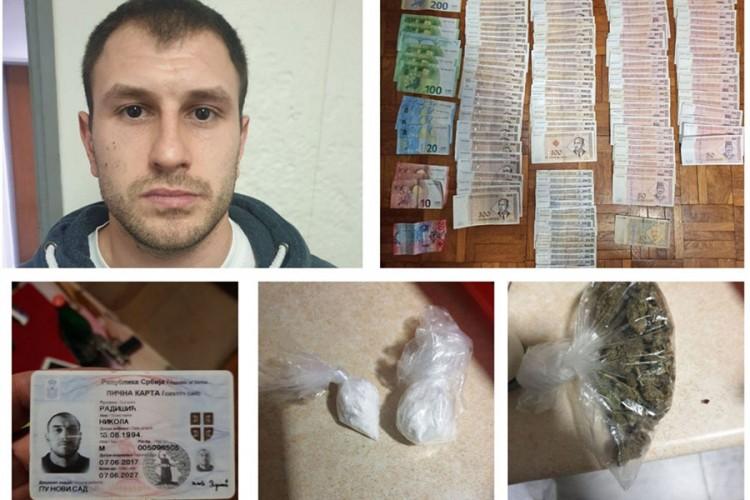 Novosađanin pao u Banjaluci zbog ubistva, imao lažne dokumente