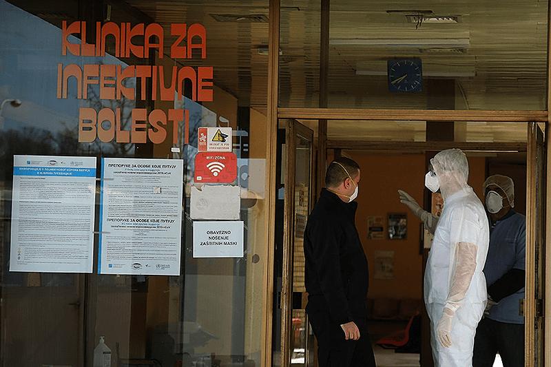 U Srpskoj 150 slučajeva virusa korona