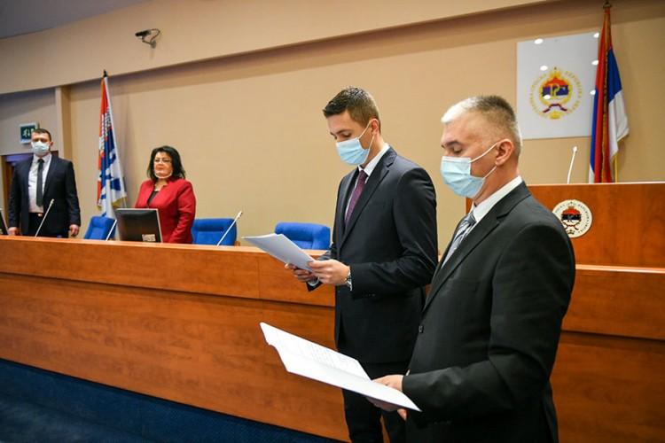 Izabrani predsjednik i potpredsjednik Skupštine grada Banjaluka