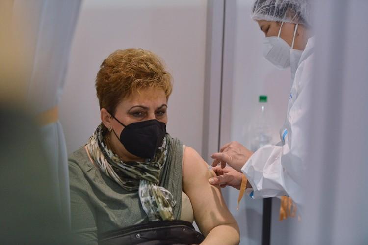 Srbija na trećem mjestu u Evropi po broju vakcinisanih