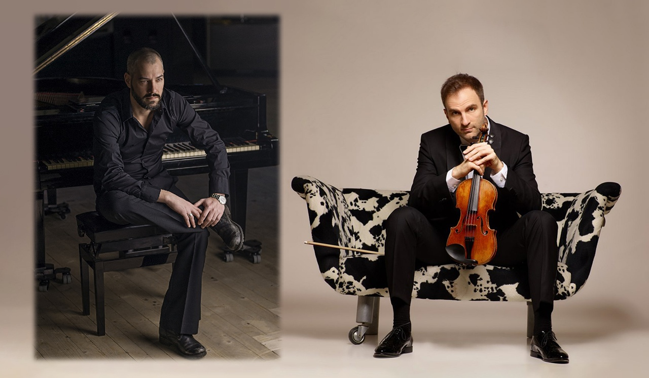 Onlajn koncert Stefana Milenkovića i Vasila Hadžimanova
