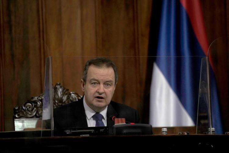 Dačić: Od Vučića da ne traže da prizna Kosovo