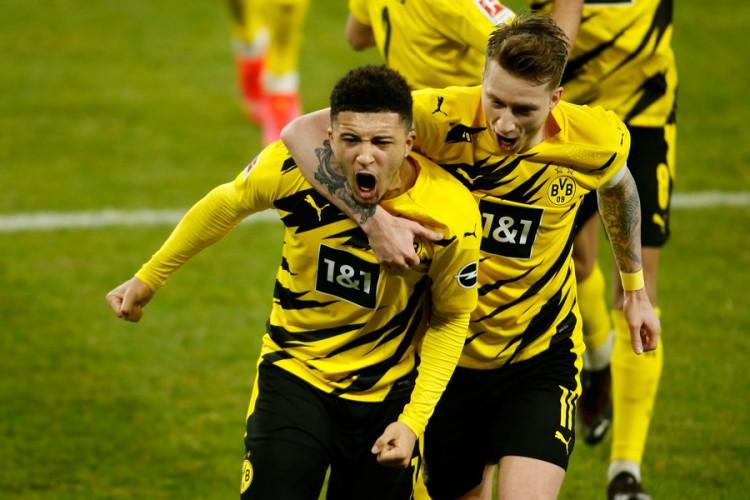 Igrači Dortmunda slavili bez maske, klub kažnjen