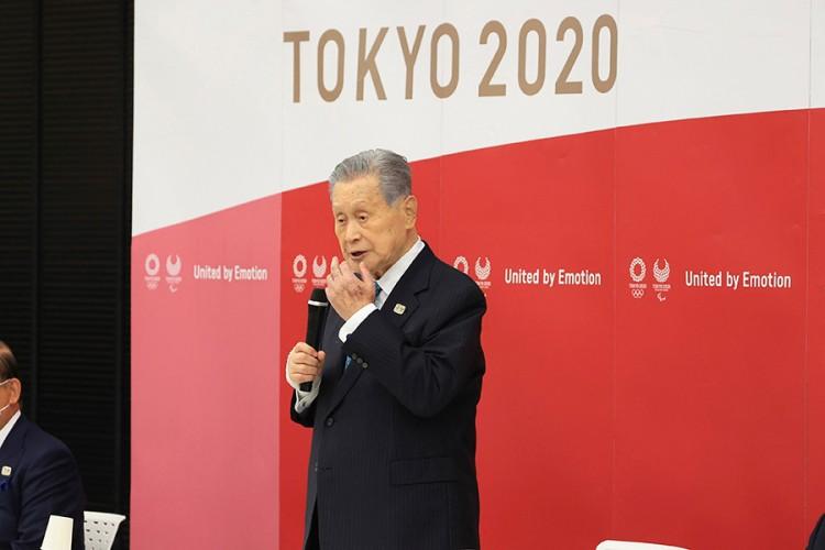 Mori podnio ostavku na mjesto predsjednika OK OI u Tokiju